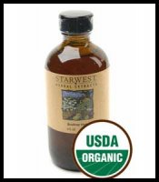 Scullcap Herbal Extract Organic