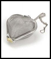 Infuser Mesh Heart 2 inches