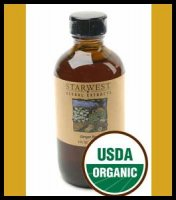 Ginger Root Tincture Organic